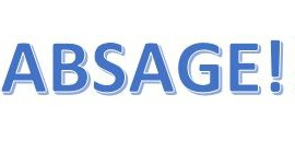 Absage